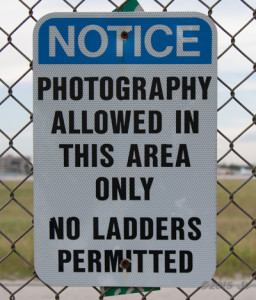 Photography Allowed